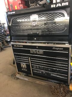 Dodge Ram Snap On toolbox