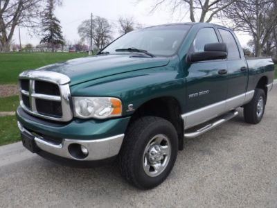 2004 Dodge Ram 2500 Quad Cab SLT Pickup 4D 6 1/4 ft