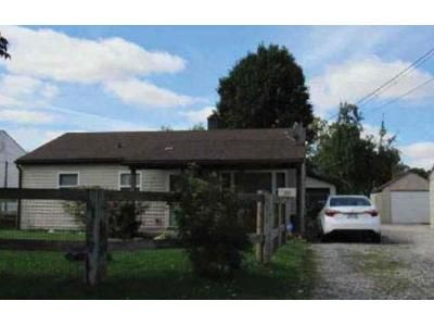 3 Bed 1 Bath Preforeclosure Property in Marion, OH 43302 - Blaine Ave