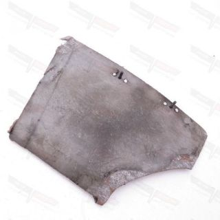 Buy Corvette OEM Passengers Side RH Lower Firewall Footwell Patch w/ AT 1968-1974 motorcycle in Livermore, California, United States, for US $74.97