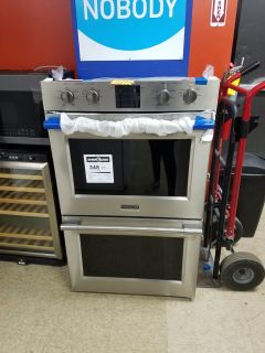 Frigidaire double oven never used