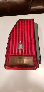 1987 Monte Carlo SS driver side taillight