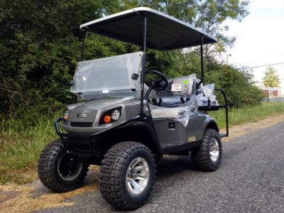 2019 E-Z-Go Express S4 Gas Golf carts Covington, GA