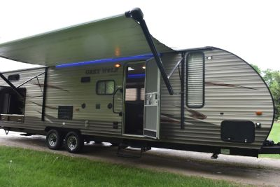 2016 Forest River CHEROKEE GREY WOLF 29BH