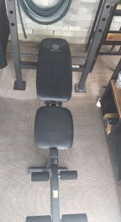 WEIGHT BENCH - LIKE NEW