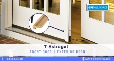 What are T-Astragals Moulding — GPImillworks