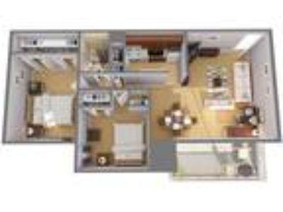 Rollins Park Apartments - Redwood - 2x1