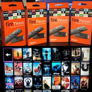 Amazon Fire TV Stick Fully Loaded