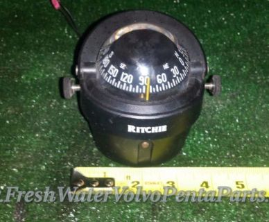 Buy Ritchie Marine Boat Compass B-51 Fluid Filled No air bubbles motorcycle in North Port, Florida, United States, for US $35.00