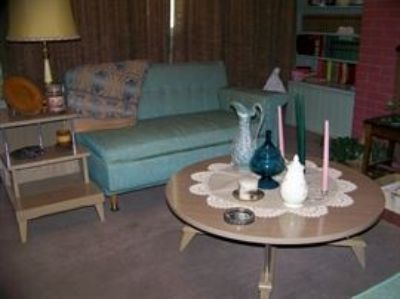 Vintage home full of mid century by Estate Sales by Lola