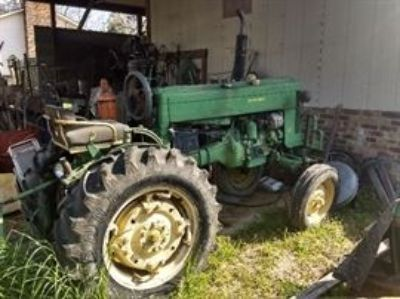Live Farm & Tool Estate Auction Leon Smith Deceased
