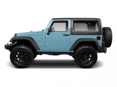 2012 Jeep Wrangler Sahara (Winter Chill Pearl)