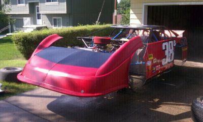 Rocket Late Model Roller