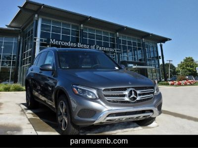 2019 Mercedes-Benz GLC (Selenite Grey Metallic)
