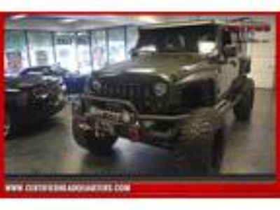 $19988.00 2007 JEEP Wrangler with 52183 miles!