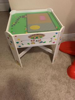 Calico Critters Table