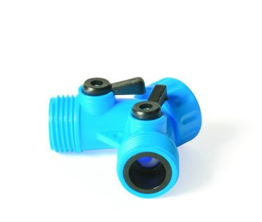 Buy Camco 20073 Y-Style Shut-Off Valve Plastic Camper motorcycle in Azusa, California, US, for US $4.79