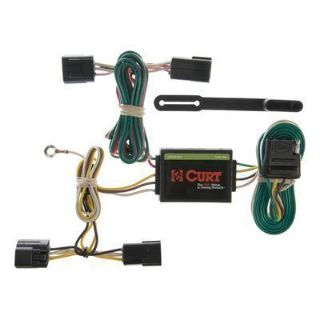Purchase Curt 55360 Vehicle Towing Harness Adapter T-Connector Fits Honda Passport motorcycle in Tallmadge, Ohio, US, for US $63.97