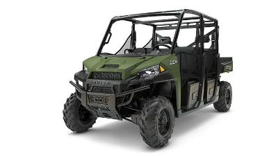 2017 Polaris Ranger Crew XP 1000 Side x Side Utility Vehicles Lowell, NC