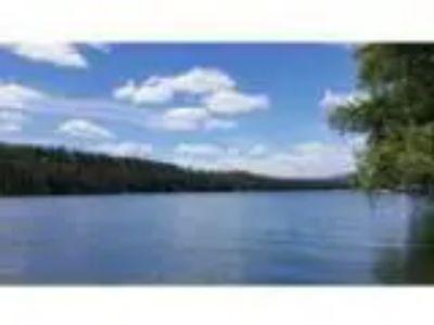 Waterfront Land on Prestigious Shore Rd Long Lake