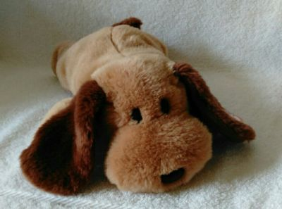 "Plush Ty Babies ""Bones"" Puppy Dog"