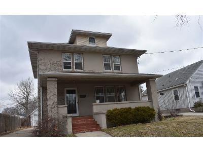 4 Bed 1 Bath Foreclosure Property in Beloit, WI 53511 - Forest Ave