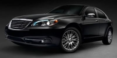 2013 Chrysler 200 Touring (Tungsten Metallic)