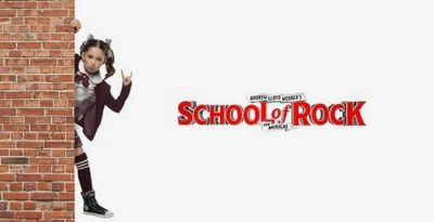 School of Rock at the Orpheum 2 tickets for Tuesday, October 9th at 70pm