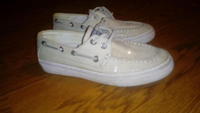 Sperry top sider girls shoes