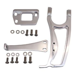 Find 1957 CHEVY BILLET HOOD LATCH SUPPORT ASSEMBLY POLISHED. MADE IN U.S.A. motorcycle in Fullerton, California, United States, for US $139.95