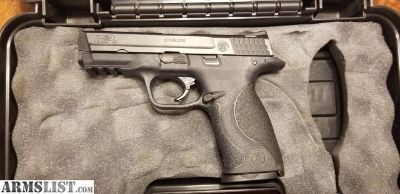 For Sale/Trade: S&W .40 M&P
