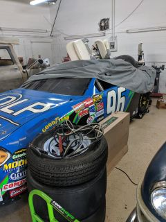 Looking to trade for dirt late model/modified