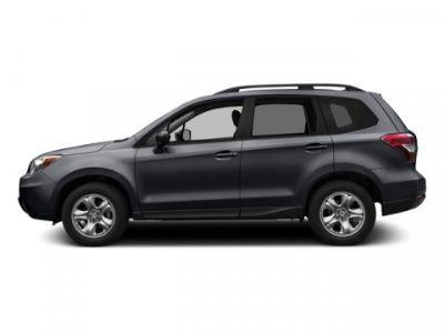2016 Subaru Forester 2.5i Premium (Dark Gray Metallic)