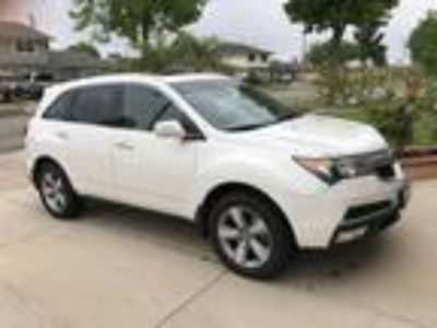 2013 Acura MDX for Sale by Owner