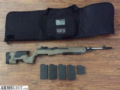 For Sale: Springfield M1A Loaded