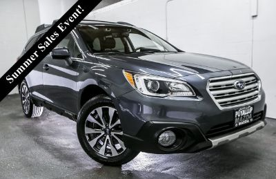 2017 Subaru Outback (carbide gray metallic)