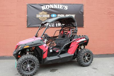 2018 CFMOTO ZForce 500 Trail Sport-Utility Utility Vehicles Pittsfield, MA