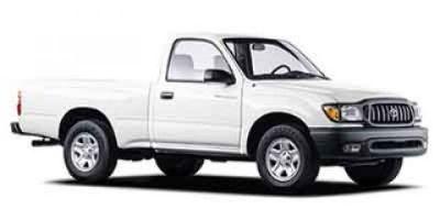 2001 Toyota Tacoma Base (Mystic Gold Metallic)