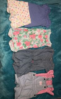 Baby girl 18 month clothes