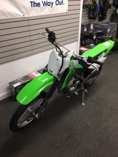 2019 Kawasaki KLX 140 Motorcycle Off Road Littleton, NH