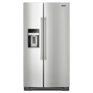 Maytag 26 cu. ft. Side by Side Refrigerator MSS26C6MFZ