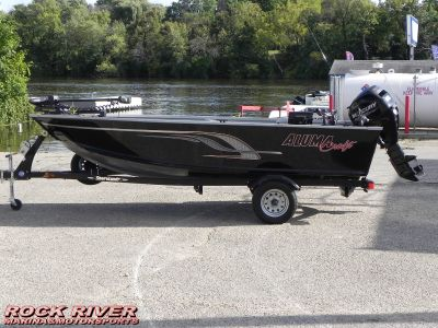 2016 Alumacraft Escape 145 Tiller Jon Boats Edgerton, WI