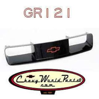 Sell 91-92 NEW GM CHEVY Z28 CAMARO IROC GRILL GRILLE motorcycle in Bryant, Alabama, United States, for US $129.95