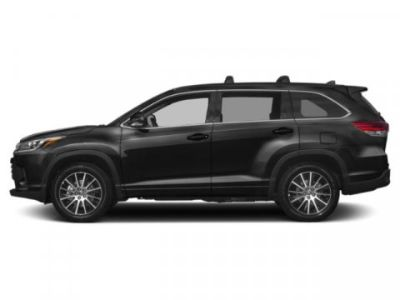2019 Toyota Highlander SE (Midnight Black Metallic)