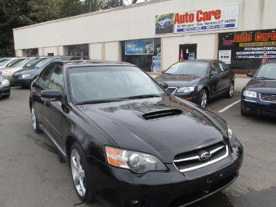 2005 Subaru Legacy 2.5 GT Limited (Black)