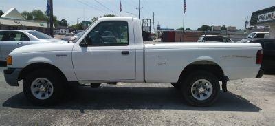 2004 Ford Ranger Edge (White)