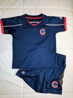 Perfect condition! 3t Cub's outfit. Dri-fit. Gender neutral.
