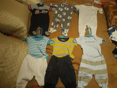Oto3monts baby clothes