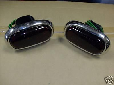 Purchase 1942 46 47 1948 FORD TAIL LAMP ASSEMBLYS HOT ROD CUSTOM motorcycle in Fullerton, California, US, for US $59.95