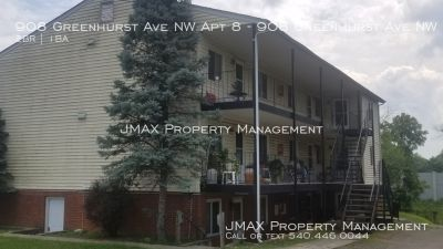 Apartment Rental - 908 Greenhurst Ave NW Apt 8
